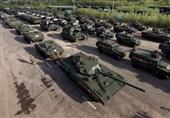 روسیه در صدر قدرتمندترین ارتشهای اروپایی قرار گرفت