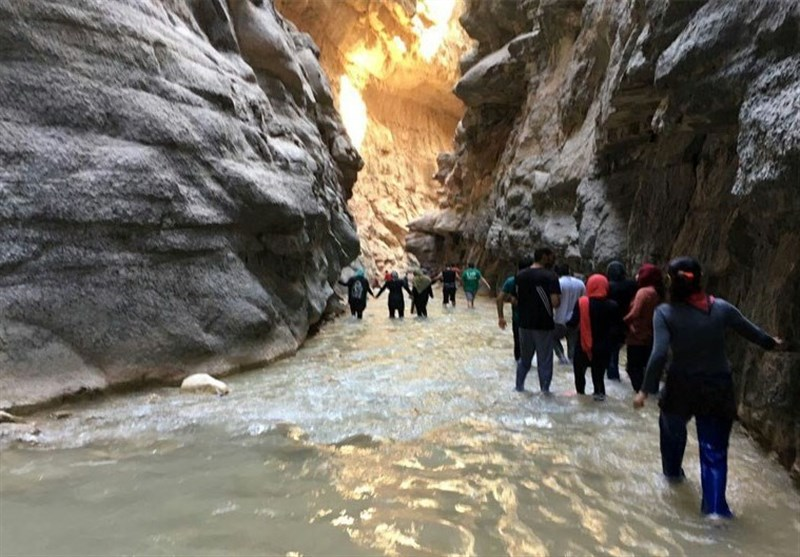 Helt Canyon: The Most Amazing in Iran