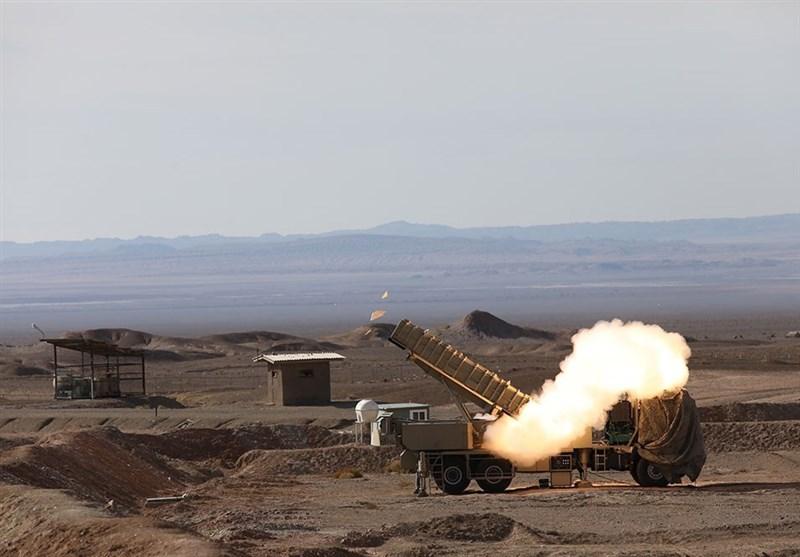 Iran Unveils New Missile Defense System, Radar in War Game