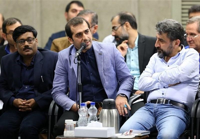 شعرخوانی سید حمید رضا برقعی در رثای امام حسن(ع) + فیلم