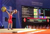 وزنهبرداری قهرمانی جهان| عارف خاکی: رکوردهای تمرینیام را شکستم و نتیجهام رضایتبخش بود