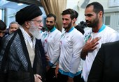 Ayatollah Khamenei Exempts Iranian Medalists from Conscription
