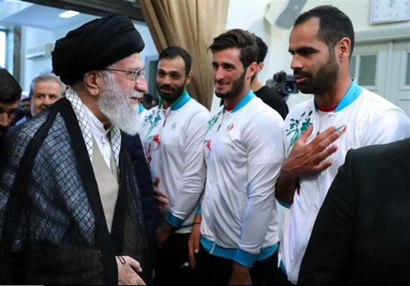 Ayatollah Khamenei Exempts Iranian Medalists from Conscription