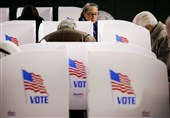 Americans Head to Polls to Vote in Midterm Elections
