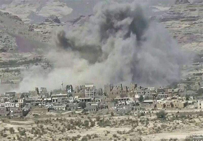 یمن|حملات توپخانهای و موشکی سنگین عربستان به منازل مردم در استان صعده