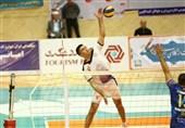 لیگ برتر والیبال| شگفتیسازی گنبدیها در تهران و پیروزی پیام مشهد