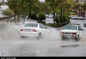 شهری با 672 میلیمتر بارش پاییزه/ پربارشترین نقاط ایران+جدول
