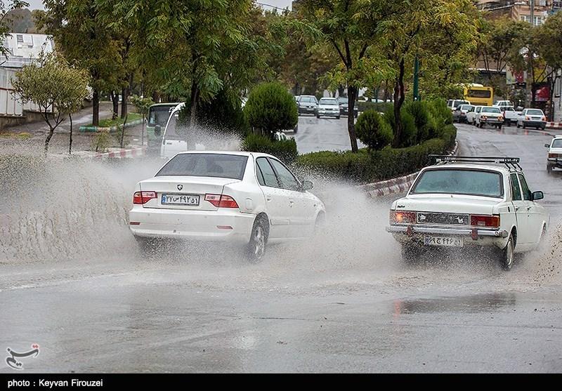 آخرین وضعیت بارشهای ایران/ رشد 2 برابری بارشها نسبت به آمار 50 ساله+جدول