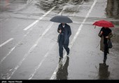 سامانه بارشی از امروز در چهارمحال و بختیاری فعال میشود