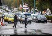 آخرین وضعیت بارشهای ایران/ ادامه پربارانی آبان+جدول