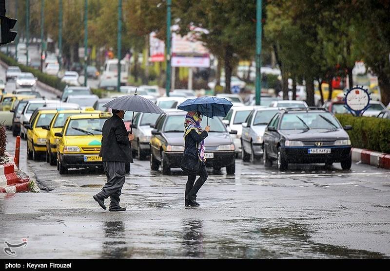 آخرین وضعیت بارشهای ایران/ پیوستن آذر به جمع ماههای پربارش سال+جدول