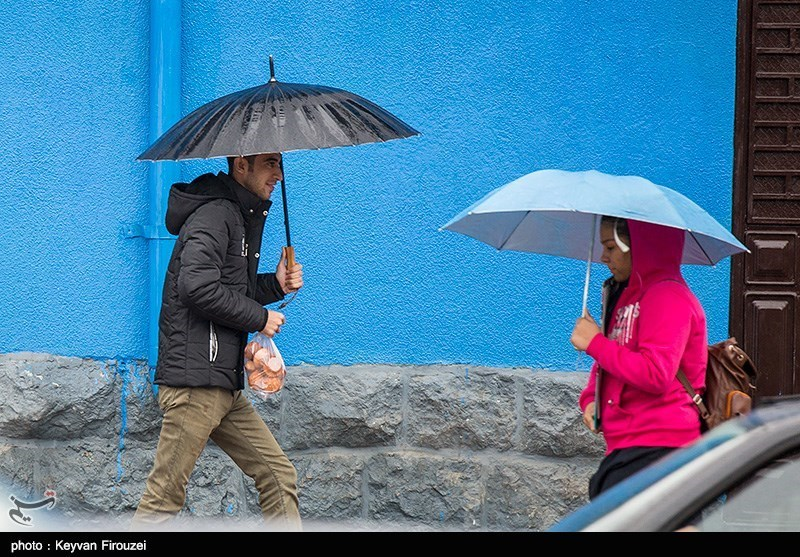"""وضعیت """"بارشهای کشور"""" طی 2 ماه آینده چگونه خواهد بود"""