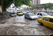 بارش شدید باران سبب اختلال در تردد جادهای میشود؛ جلوگیری از خسارات احتمالی