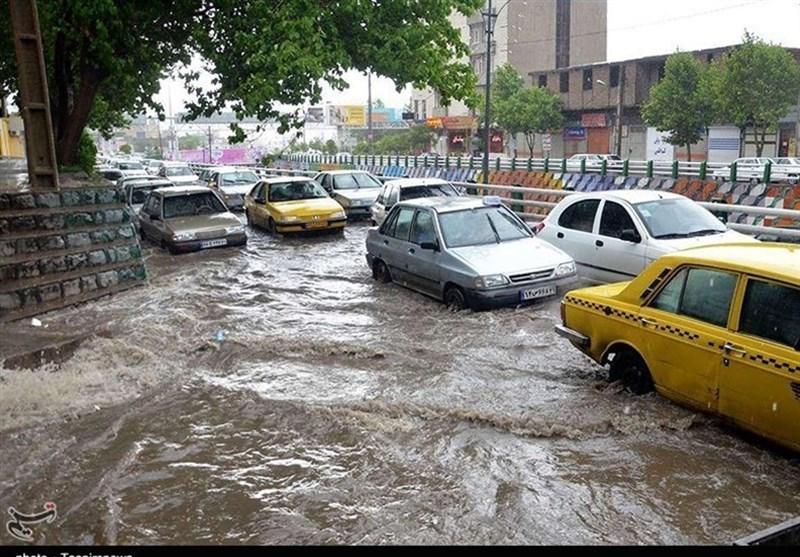 بارش باران پاییزی استان بوشهر بالاتر از میانگین سالانه است