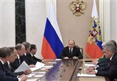 پوتین تحریمهای آمریکا علیه ایران را در شورای امنیت روسیه به بررسی گذاشت