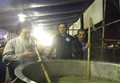 84 تن آشنذری 28 صفر در شیراز پخته میشود