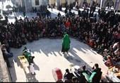 کرمان| آئین تعزیهخوانی در آستان مقدس ابناء موسیبن جعفر(ع) جوپار برگزار میشود
