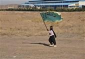 پیادهروی زائران رضوی| زائران حرم رضوی نایبالزیاره 200 هزار شهید میشوند