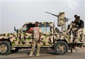 16 نظامی نیجریهای گم شدند