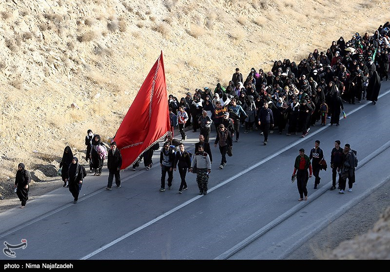 Over 2 Million Pilgrims March to Shrine of Imam Reza (AS) in Iran's Mashhad (+Video)