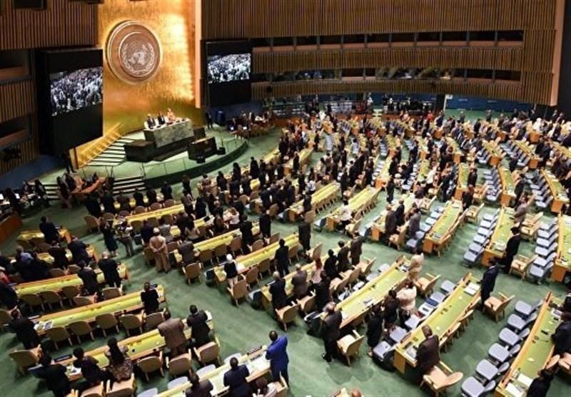 تصویب قطعنامه ضدروسی «نظامی شدن کریمه» در مجمع عمومی سازمان ملل