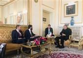 دیدار اعضای حزب سعادت ترکیه با سفیر ایران