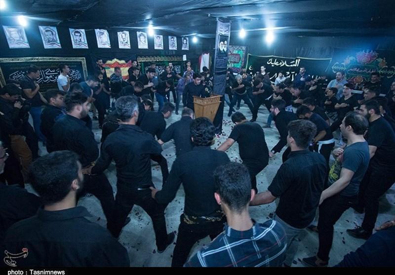 عزاداری بوشهریها در شب 28 صفر به روایت تصویر