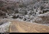 بارش برف و باران در 13 استان کشور