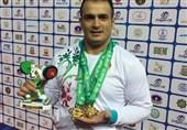 سهراب مرادی نامزد بهترین وزنهبردار 2018 شد