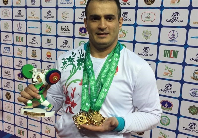 Iran's Moradi Claims Gold at World Weightlifting C'ships