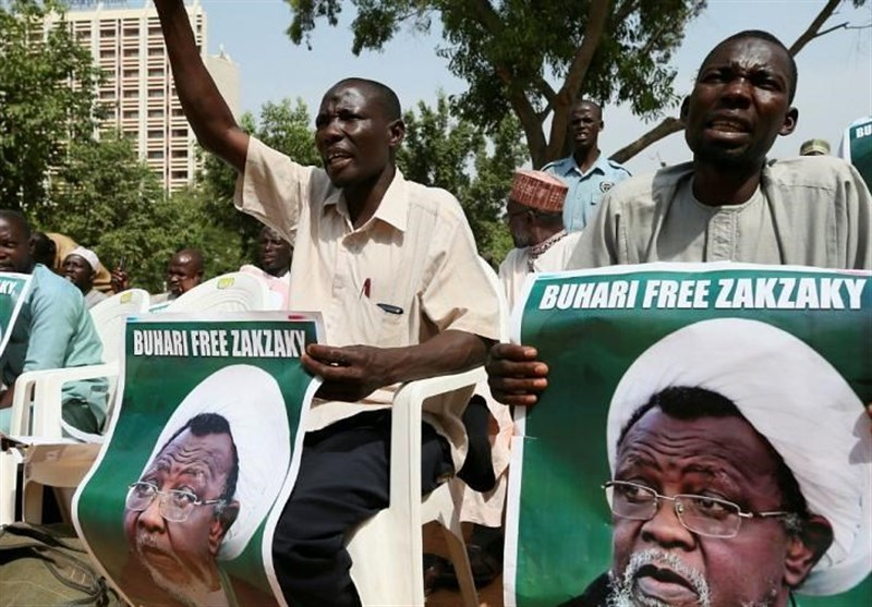 Nigerians Calls for Release of Sheikh Zakzaky in Yola (+Video)