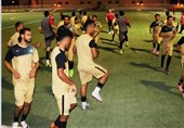 حریف تیم ملی فوتبال ایران با تاجیکستان، فلسطین و لبنان دیدار میکند