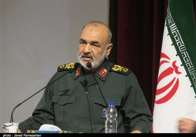 Leader Appoints General Salami as New IRGC Chief