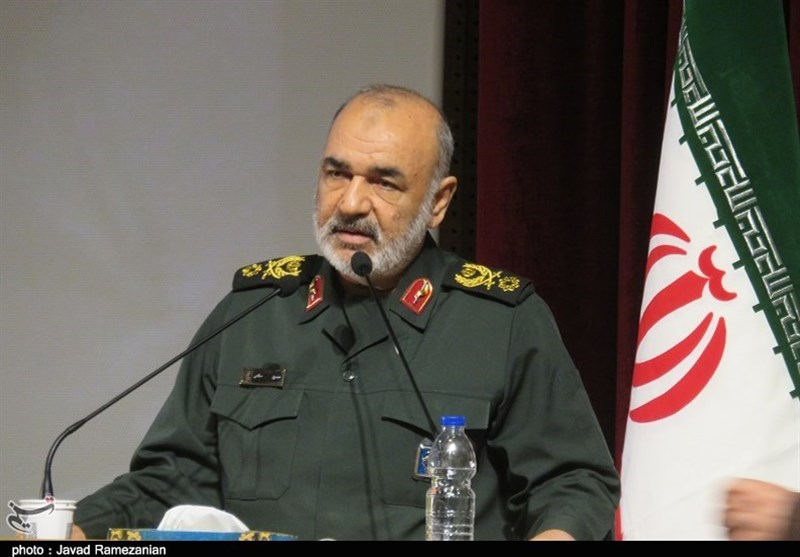 IRGC General Brands Saudi Arabia 'Heart of Evil'