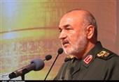 سردار سلامی در ایلام: شاهد زوال عقلانیت سیاسی در آمریکا هستیم