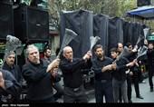 آذربایجان شرقی در سالروز شهادت امام رضا (ع) غرق ماتم شد