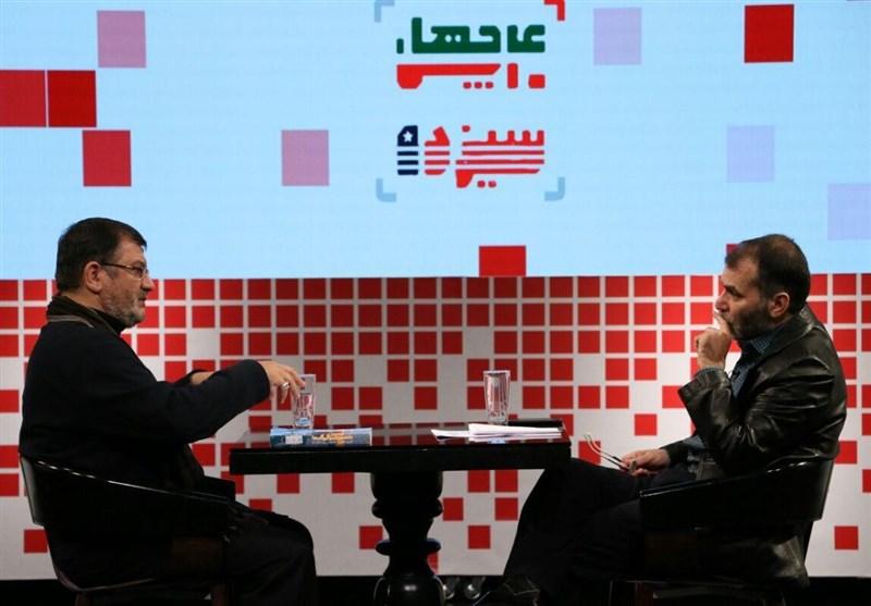 گفتگوی تلویزیونی ده نمکی با روحالامینی:تسخیر سفارت پاسخ دانشجویان به استمدادامام از جوانان بود