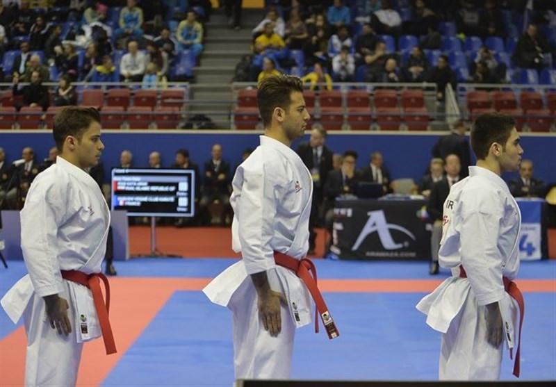 کاراته وان ترکیه| تلاش تیمهای کاتای مردان ایران برای کسب نشان برنز / محدثه آقایی حذف شد
