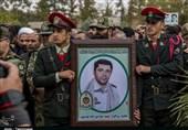 رئیس مجلس شورای اسلامی شهادت «سید نورخدا موسوی» را تسلیت گفت