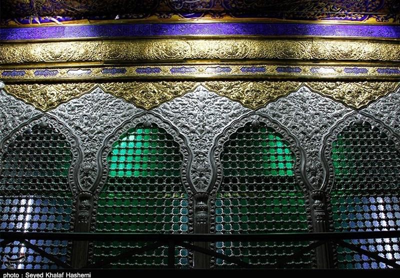 کاروان ثارالله بوشهر حامل 2 نیمضریح خیمهگاه امام حسین(ع) راهی کربلا میشود