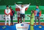 وزنهبرداری قهرمانی جهان| تیم ملی ایران بر سکوی سوم ایستاد