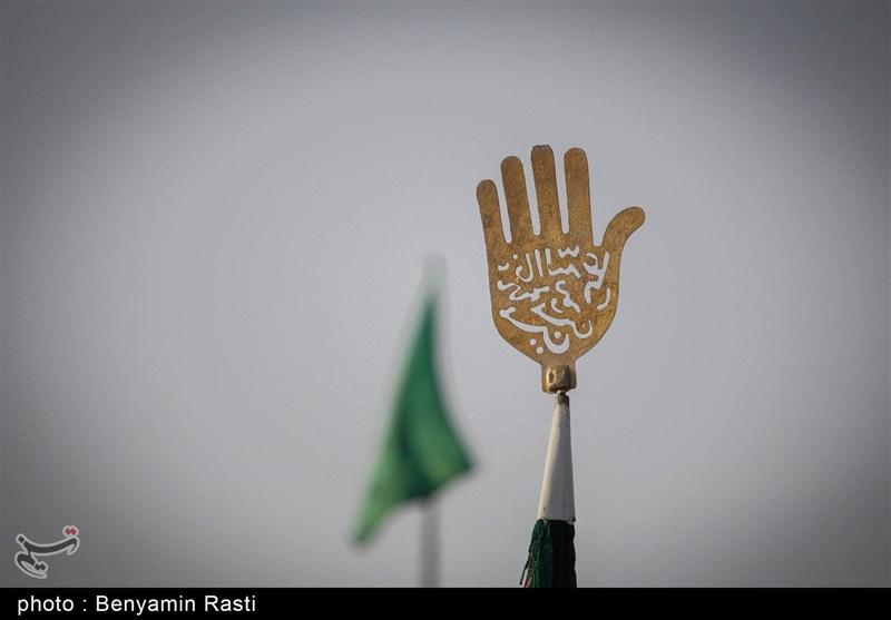 کرمان| نخستین سوگواره ملی تعزیه دهزیار آغاز بکار کرد