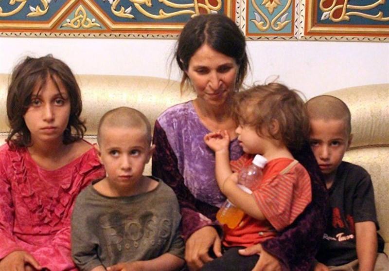 سوریه| آزادی همه کودکان و زنان دربند داعش در استان السویداء