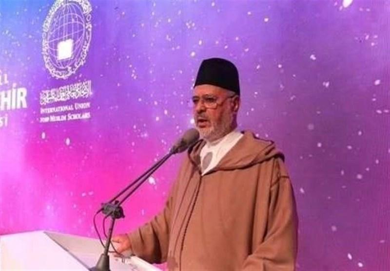 """رئیس جدید اتحادیه جهانی علمای مسلمان درباره """"خاشقجی"""" چه گفت؟"""