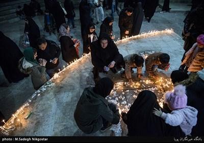 آیین برگزاری شام غریبان آخرین شب از مراسم تعزیه و آخرین شب ماه صفر