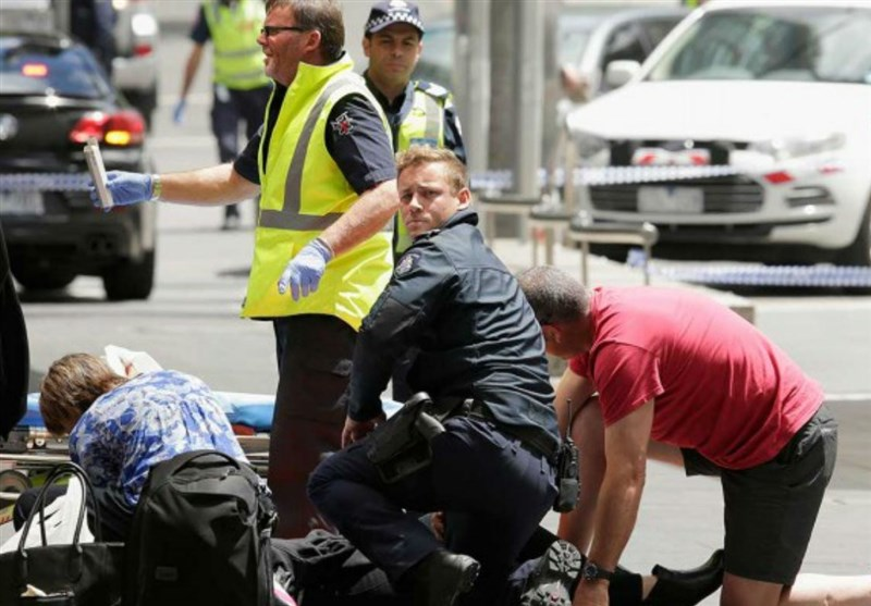 Australia Police Say They Shot Man Who Made Stabbing Gesture