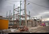 زلزله کرمانشاه  خروج همراه با ضرر پیمانکاران از مناطق زلزلهزده