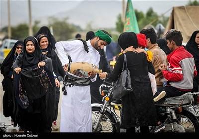 پیادهروی ولایت به مناسبت شهادت امام رضا (ع) - بوشهر