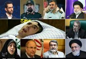 مسئولان کشوری و لشکری در مورد شهید «سید نورخدا» چه گفتند+ عکس