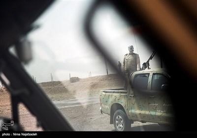 افغانستان _ایران سرحد کی نگرانی